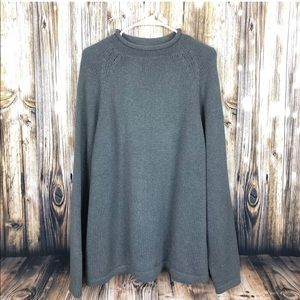 J Crew Men's knit pullover sweater size large
